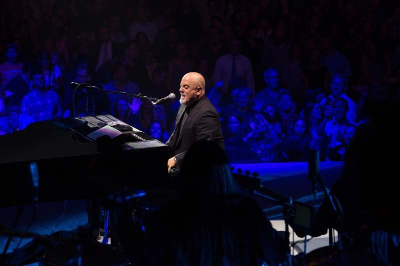 Billy Joel At Madison Square Garden – September 17, 2014 (Photo 13)