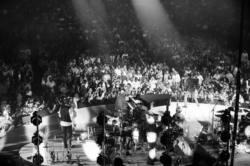 Billy Joel At Madison Square Garden – September 17, 2014 (Photo 14)