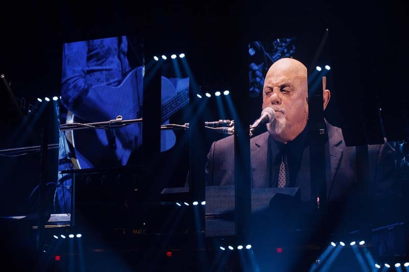 Billy Joel At Madison Square Garden – September 17, 2014 (Photo 17)