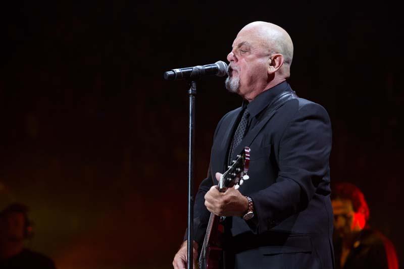 Billy Joel At Madison Square Garden – September 17, 2014 (Photo 18)