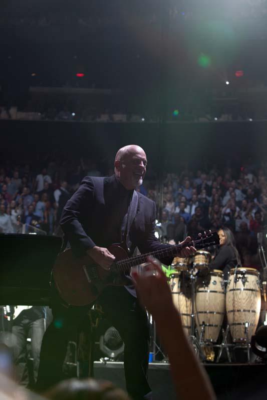 Billy Joel At Madison Square Garden – September 17, 2014 (Photo 23)