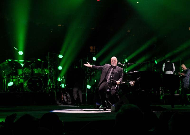 Billy Joel At Madison Square Garden – September 17, 2014 (Photo 25)