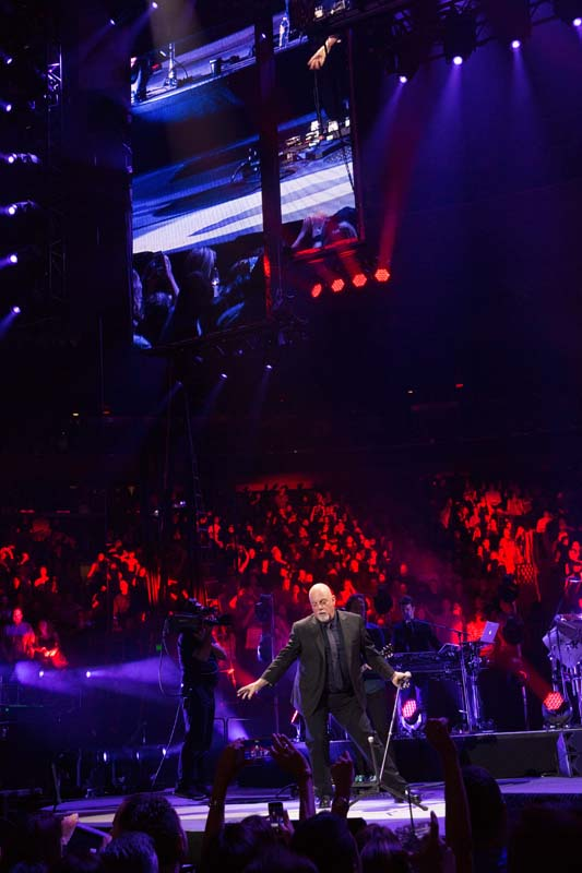 Billy Joel At Madison Square Garden New York Ny July 1 2015 Photo 25 Billy Joel Official