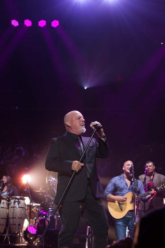 Billy Joel At Madison Square Garden – September 17, 2014 (Photo 38)