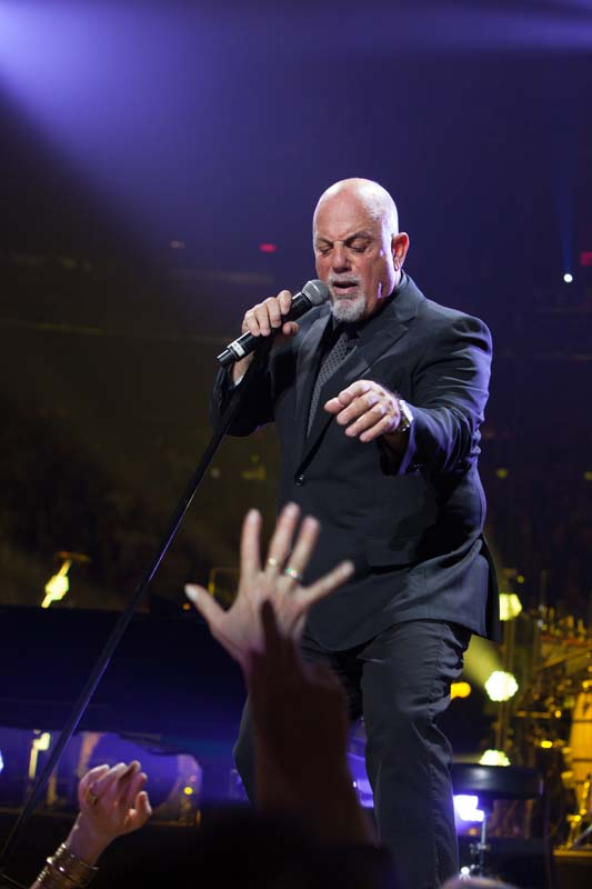 Billy Joel At Madison Square Garden – September 17, 2014 (Photo 39)