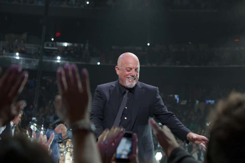 Billy Joel At Madison Square Garden – September 17, 2014 (Photo 40)