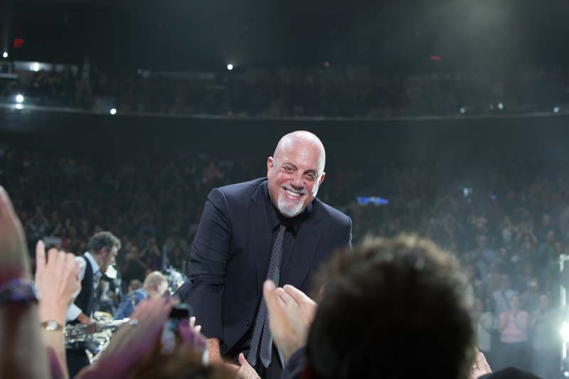 Billy Joel At Madison Square Garden – September 17, 2014 (Photo 41)