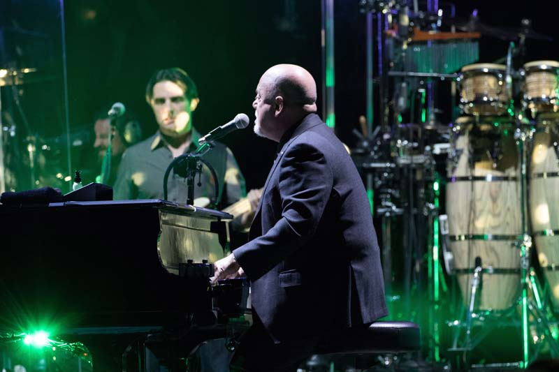Billy Joel At Madison Square Garden New York, NY – February 18, 2015 (Photo 28)