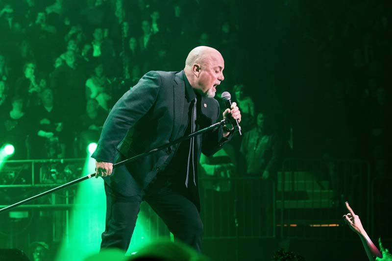 Billy Joel At Madison Square Garden New York, NY – February 18, 2015 (Photo 32)