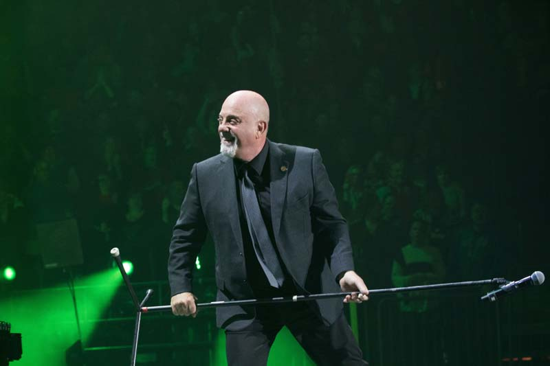 Billy Joel At Madison Square Garden New York, NY – February 18, 2015 (Photo 33)