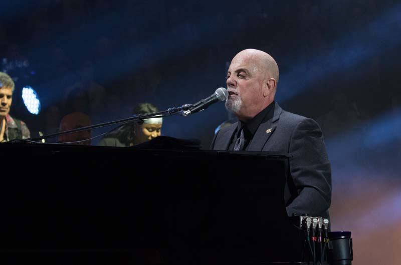 Billy Joel At Madison Square Garden New York, NY – February 18, 2015 (Photo 43)