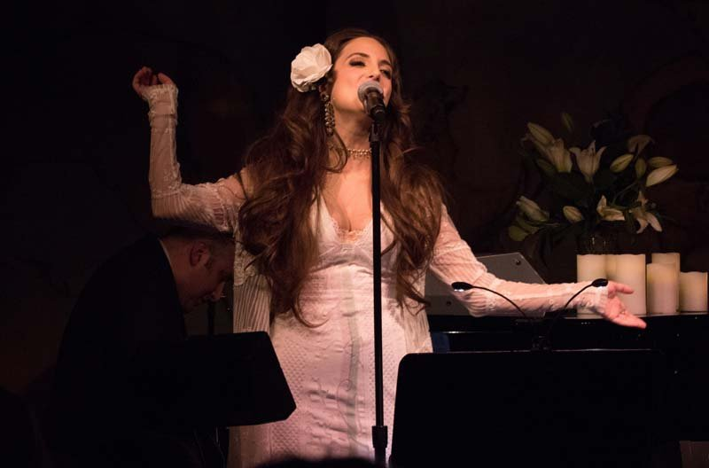 Alexa Ray Joel At Café Carlyle 2015 (Photo 23)