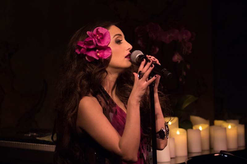 Alexa Ray Joel At Café Carlyle 2015 (Photo 30)