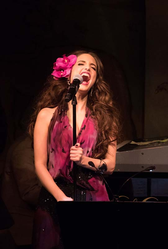 Alexa Ray Joel At Café Carlyle 2015 (Photo 37)