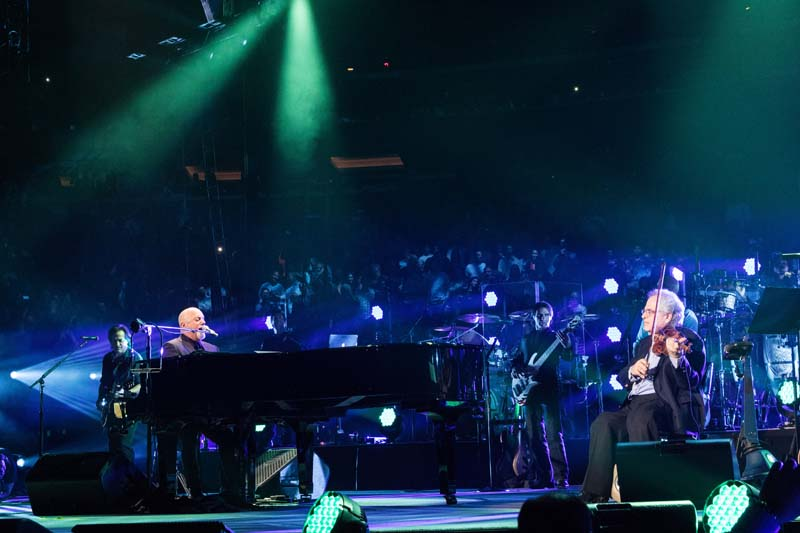Billy Joel At Madison Square Garden New York, NY – March 9, 2015 (Photo 28)