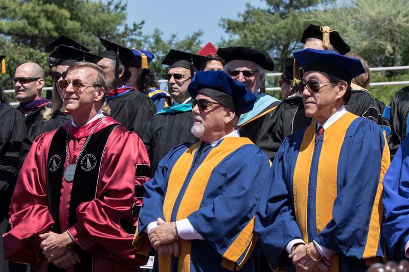 Stony Brook University Commencement 2015 (Photo 42)