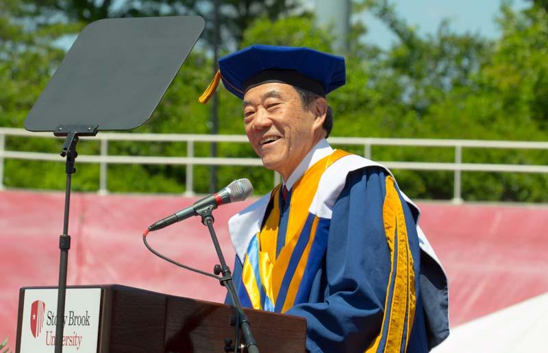 Stony Brook University Commencement 2015 (Photo 49)