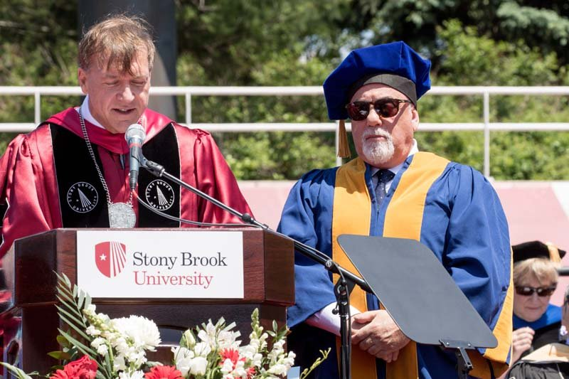 Stony Brook University Commencement 2015 (Photo 50)