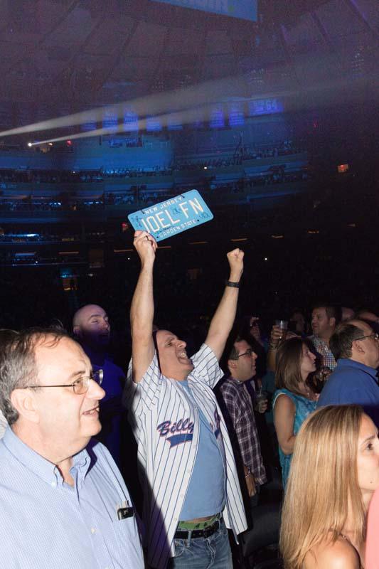 Billy Joel At Madison Square Garden New York, NY – May 28, 2015 (Photo 42)