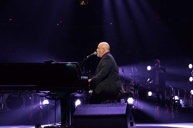 Billy Joel At Madison Square Garden New York, NY – May 28, 2015 (Photo 43)