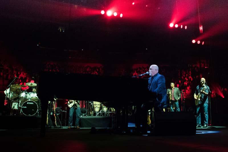 Billy Joel At Madison Square Garden New York, NY – May 28, 2015 (Photo 44)