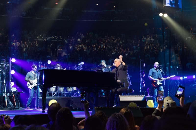Billy Joel At Madison Square Garden New York, NY – May 28, 2015 (Photo 53)
