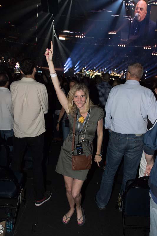 Billy Joel At Madison Square Garden New York, NY – May 28, 2015 (Photo 56)