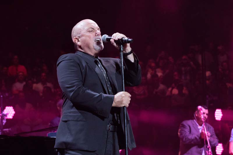 Billy Joel At Madison Square Garden New York,  NY – June 20, 2015 (Photo 61)