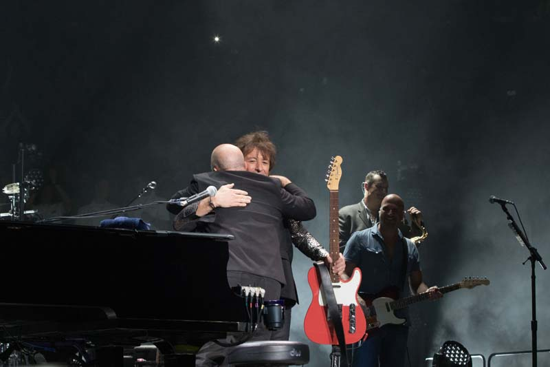 Billy Joel At Madison Square Garden New York,  NY – June 20, 2015 (Photo 62)