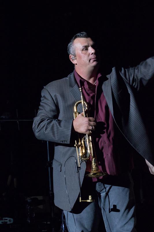 Carl Fischer live at MSG 082015