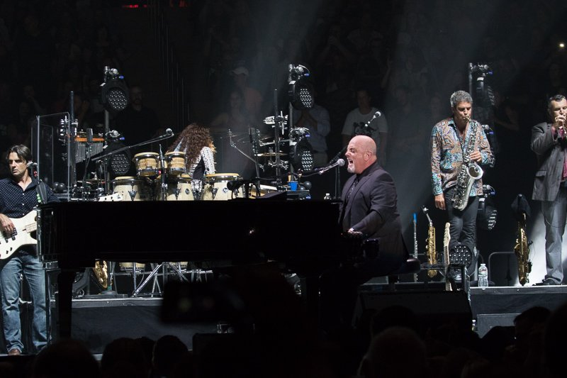 Billy Joel At Madison Square Garden New York Ny August 20 2015 Photo 11 Billy Joel