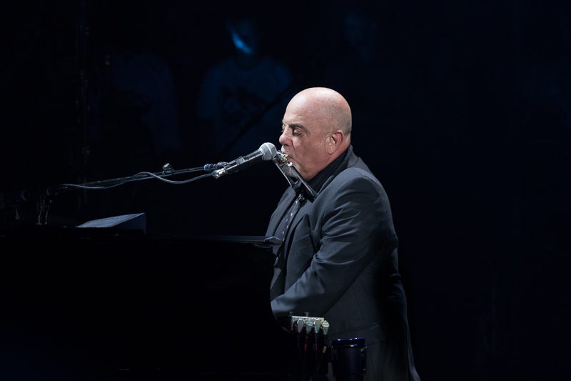 Billy Joel At Madison Square Garden New York Ny August 20 2015 Photo 13 Billy Joel