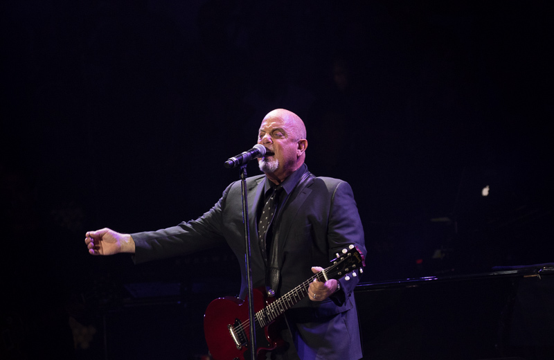 Billy Joel At Madison Square Garden New York Ny August 20 2015 Photo 14 Billy Joel