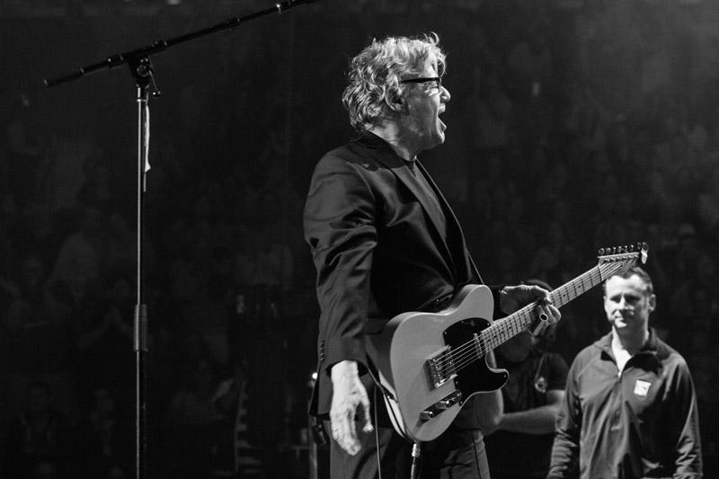 Steve Miller with Billy Joel at MSG 102115
