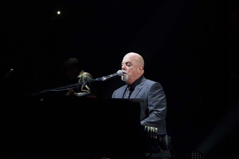 Billy Joel At Madison Square Garden New York Ny October 21 2015 Photo 5 Billy Joel