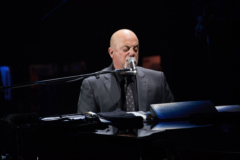 Billy Joel At Madison Square Garden New York Ny October 21 2015 Photo 6 Billy Joel