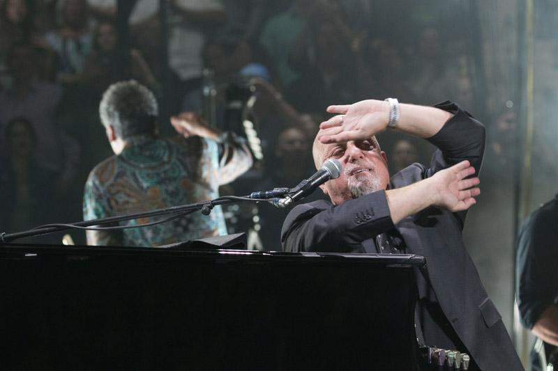 Billy Joel at MSG 102115