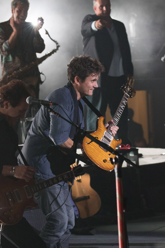 John Mayer Live At MSG with Billy Joel MSG 102115