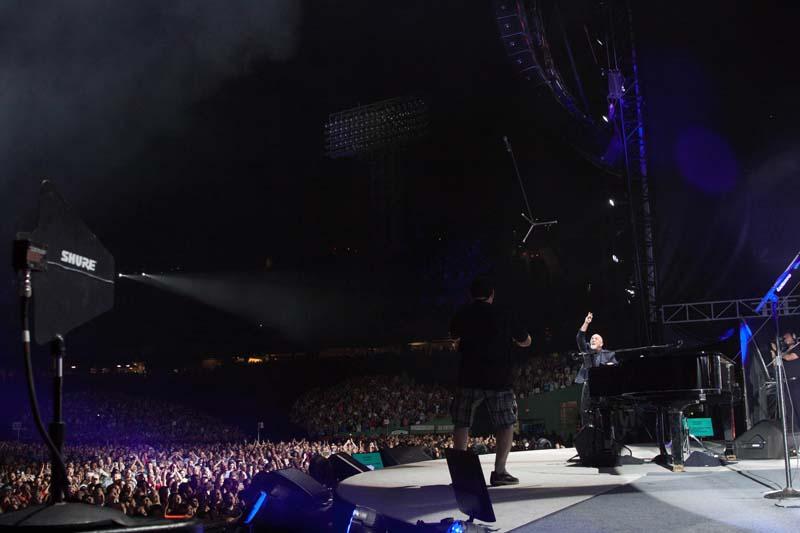 Billy Joel At Fenway Park – June 26, 2014 (Photo 76)