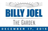 Billy Joel At Madison Square Garden – December 17, 2015
