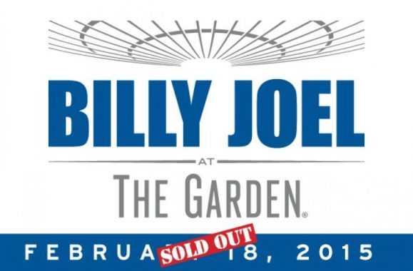 Billy Joel Adds Record Breaking February 18 Show At Madison Square Garden
