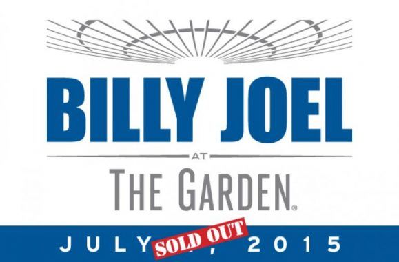 Billy Joel To Break Lifetime Record Of Most Performances At Madison Square Garden With 65th Show July 1, 2015