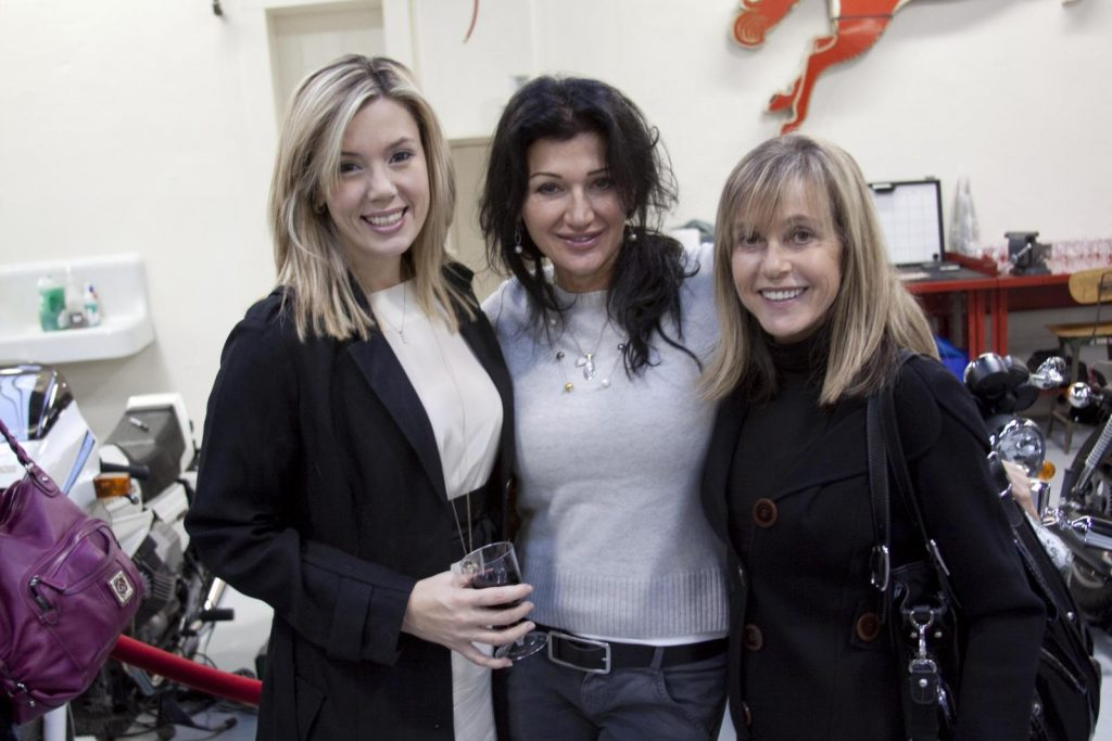 20th Century Cycles Opening Party