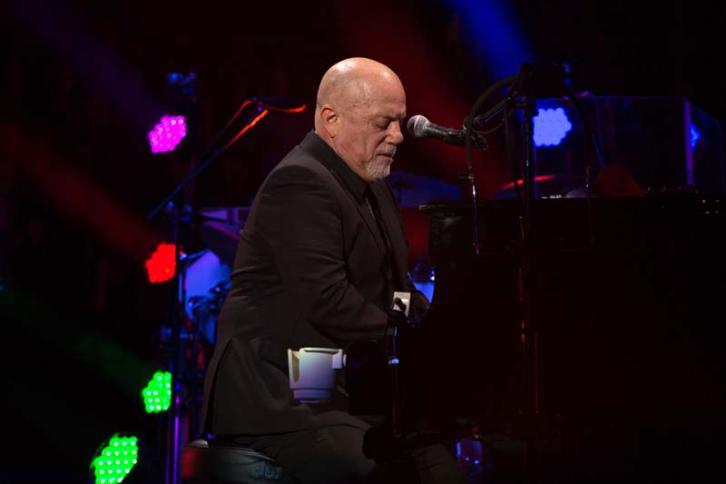 Billy Joel At Madison Square Garden New York, NY – December 18, 2014 (Photo 72)