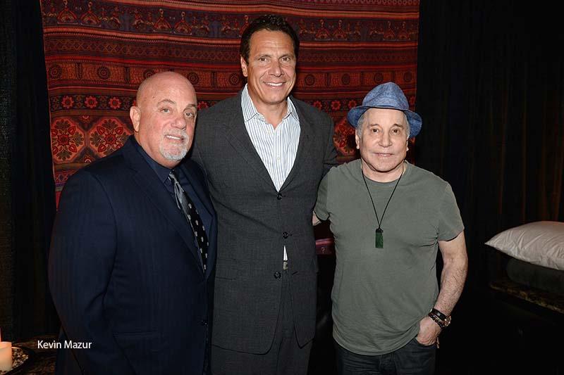 Billy Joel Final Show at Nassau Coliseum – Backstage
