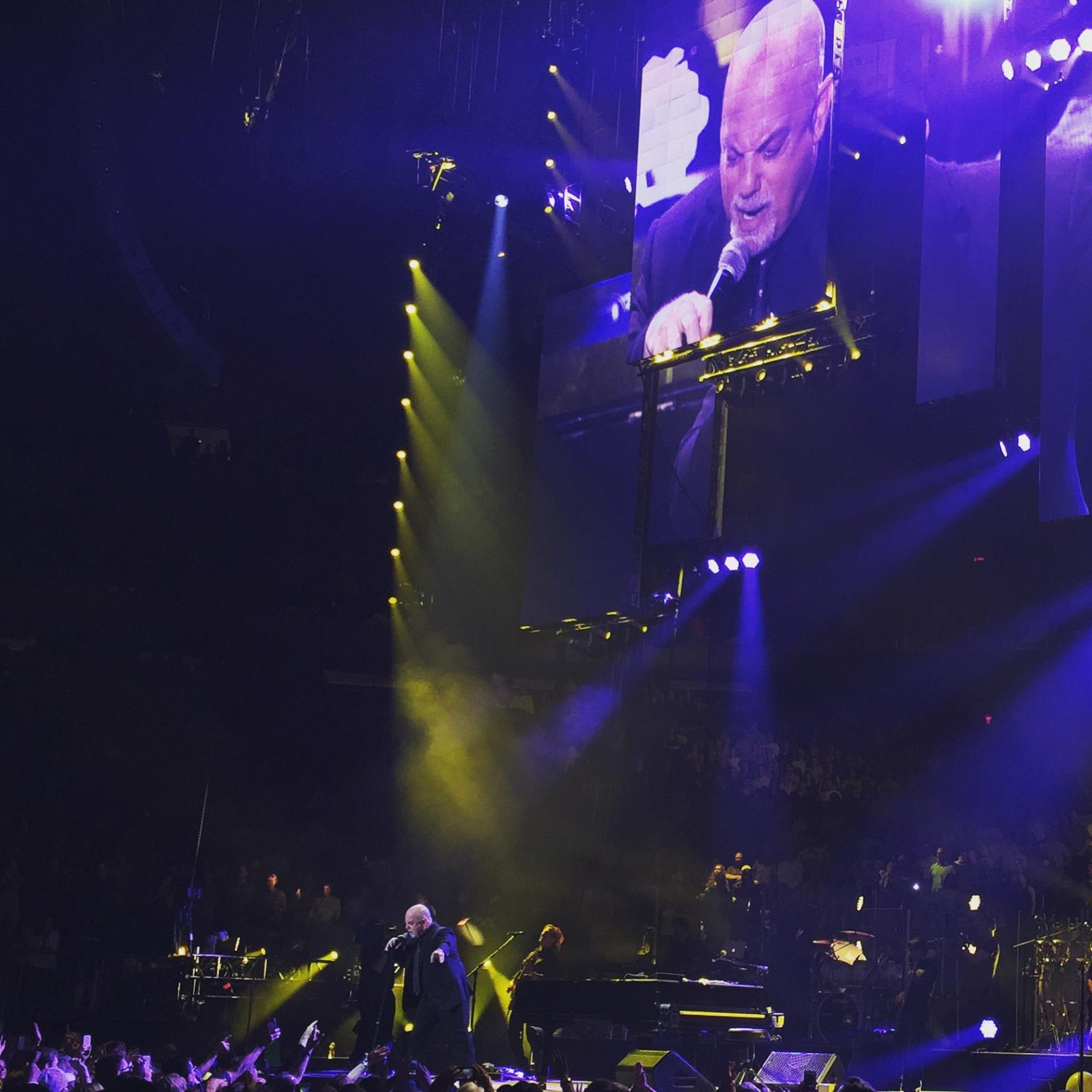 Billy Joel At Madison Square Garden Billy Joel Official Site