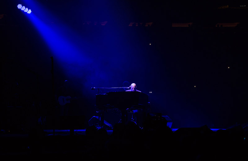 Billy Joel At Madison Square Garden New York, NY – February 13, 2016 (Photo 56)