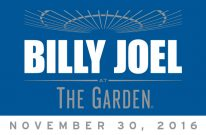 Billy Joel At Madison Square Garden – November 30, 2016