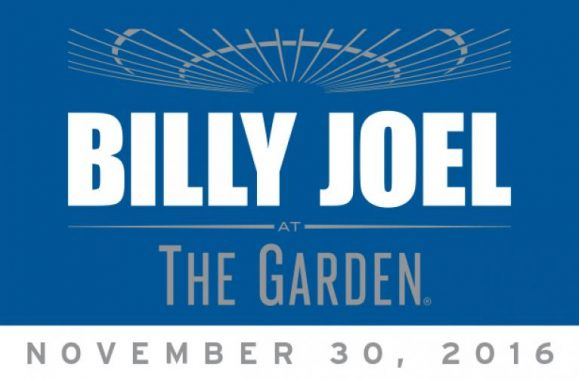 Billy Joel Adds 35th Record-Breaking MSG Show November 30