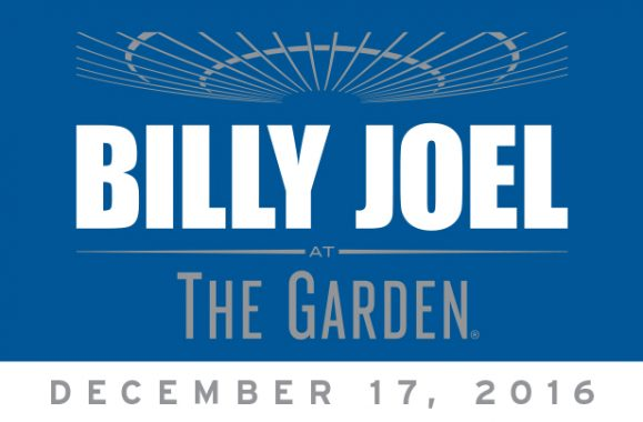 Billy Joel Adds 36th Recording-Breaking MSG Show December 17, 2016